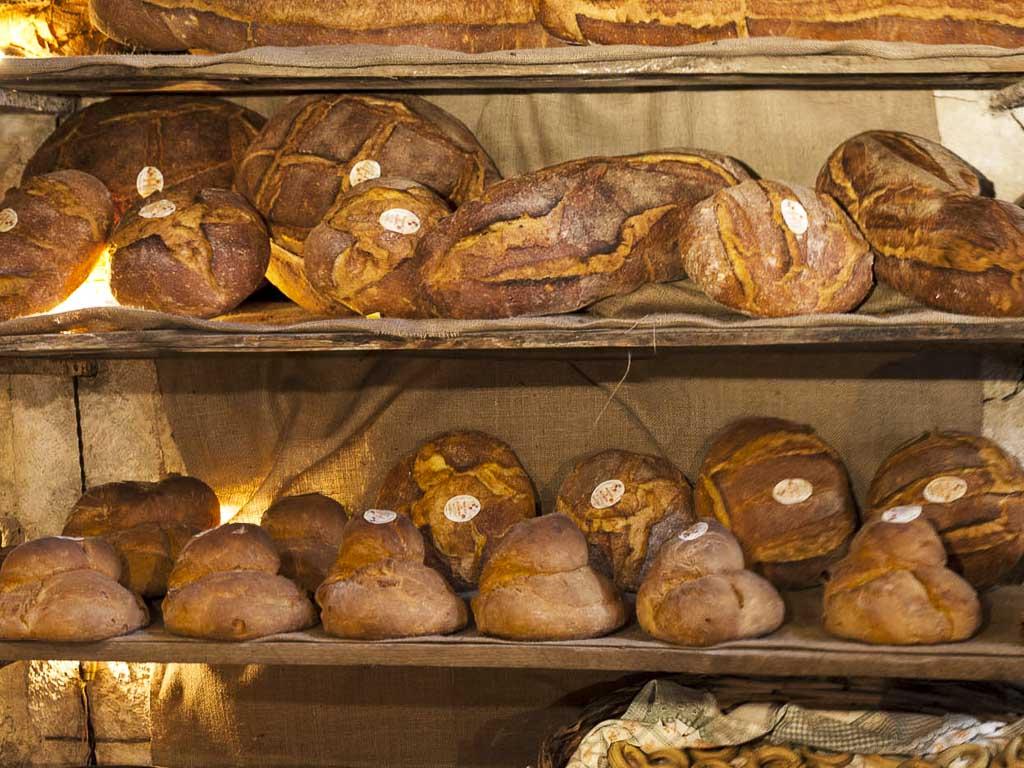 I Segreti Del Pane il pane di altamura - museo del pane di vito forte